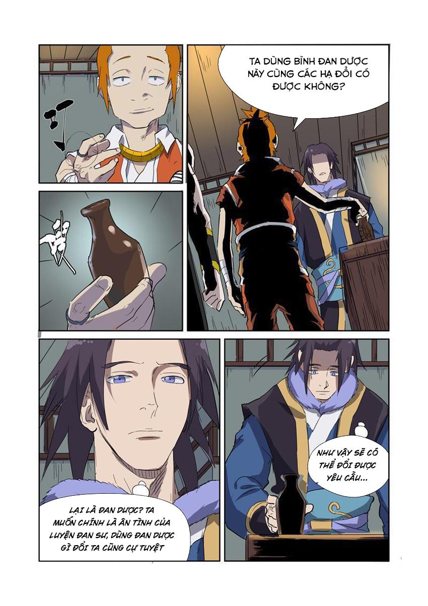 Tales of Demons and Gods chap 166 Trang 5 - Mangak.info