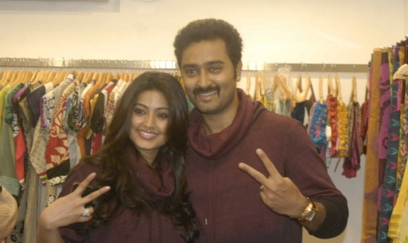 Prasanna And Sneha Are Acting Together In A Film