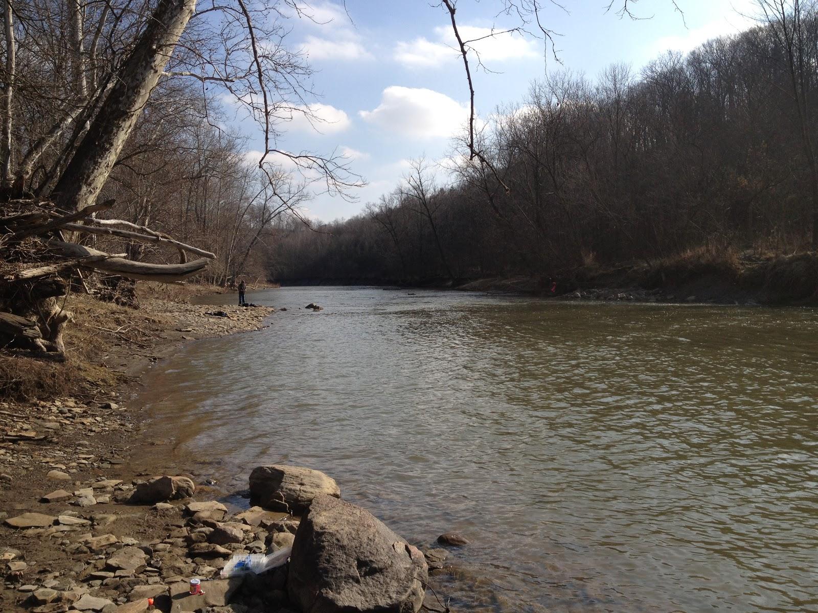 Hawrot 39 s fishin 39 hole for Rocky river fishing