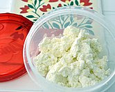 Homemade Ricotta - Skinny & Creamy