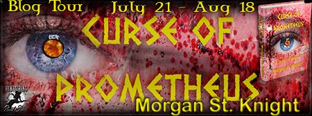 Spotlight: Curse of Prometheus: A Tale of Medea by Morgan St. Knight