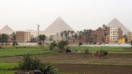 Kuil Mesir Kuno