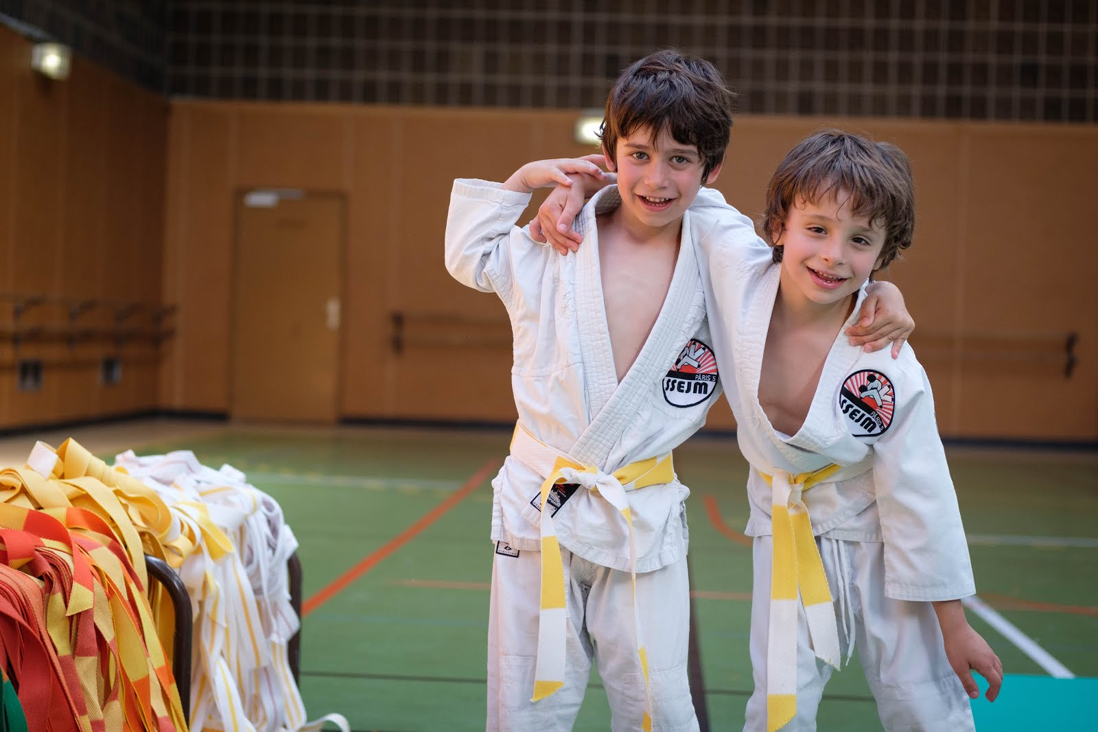 CLUB DE JUDO PARIS 6