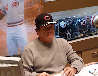 Pete Rose in Las Vegas