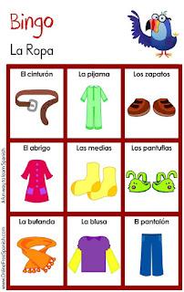http://onlinefreespanish.com/aplica/lessons/bingos/bingoClothes_sp.pdf