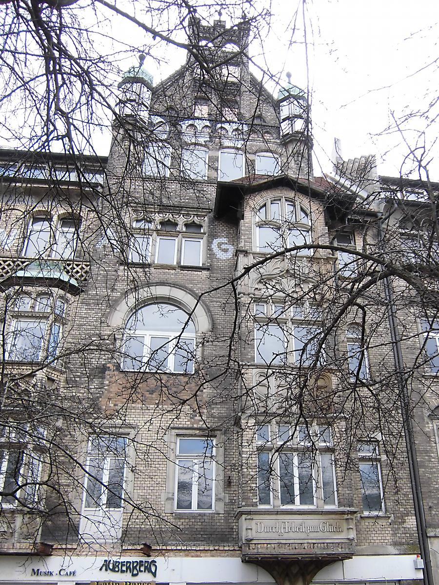 Haus am Curieplatz