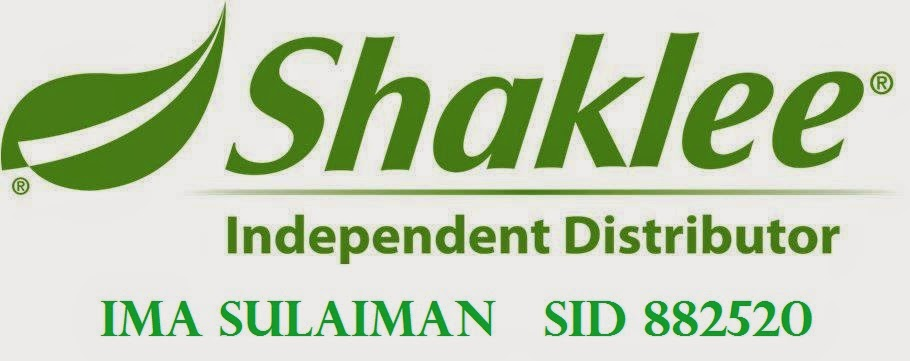 Qualified Shaklee Independent Distributor