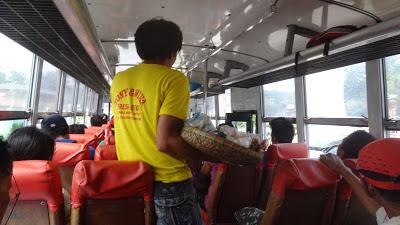 Автобусный продавец - Филиппины, Себу