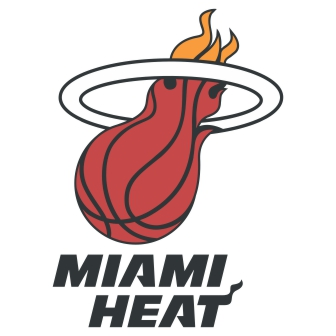 Miami Heat Logo Vector Basket Coreldraw