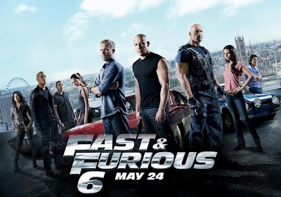 Download Fast & Furious 6 (2013) CAM 500MB