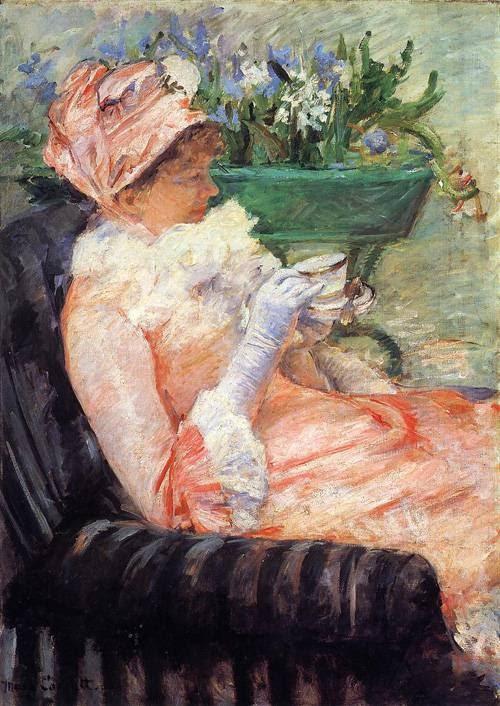 Mary Cassatt (American artist,