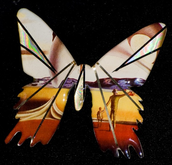 Famous butterfly paintings - photo#13