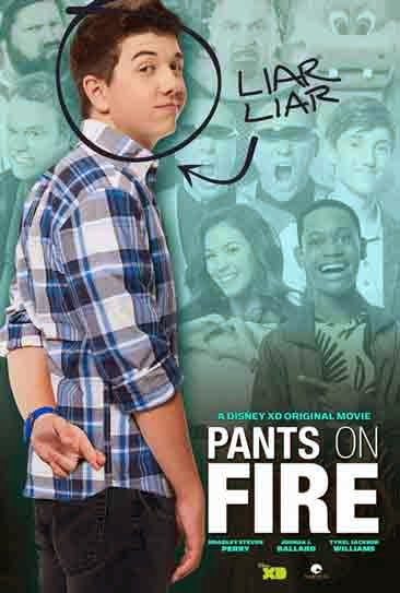 Ver Pants On Fire (2014) Online