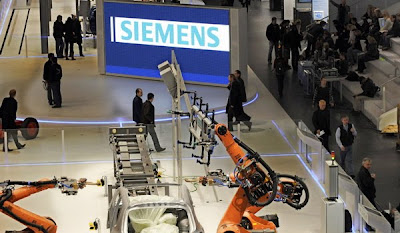 8 Siemens 10 of the World's Best Leading Green Brands 2012