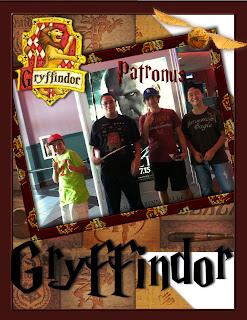 Harry Potter Theme Freebie Digital Scrapbooking Kits