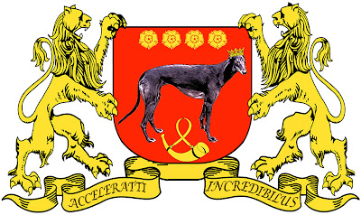Bettina greyhounds coat of arms