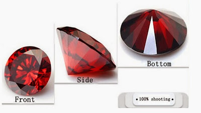 CZ_Dark_Garnet_Red_round_diamond_cut_stones_China_Wholesale