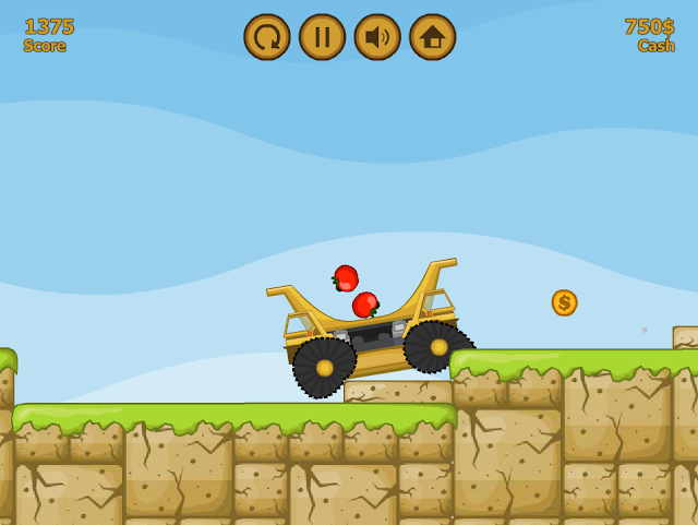 Jelly WHeels 2 screenshot