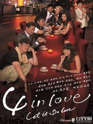 Tứ Giác Tình Yêu - 4 In Love (2012)