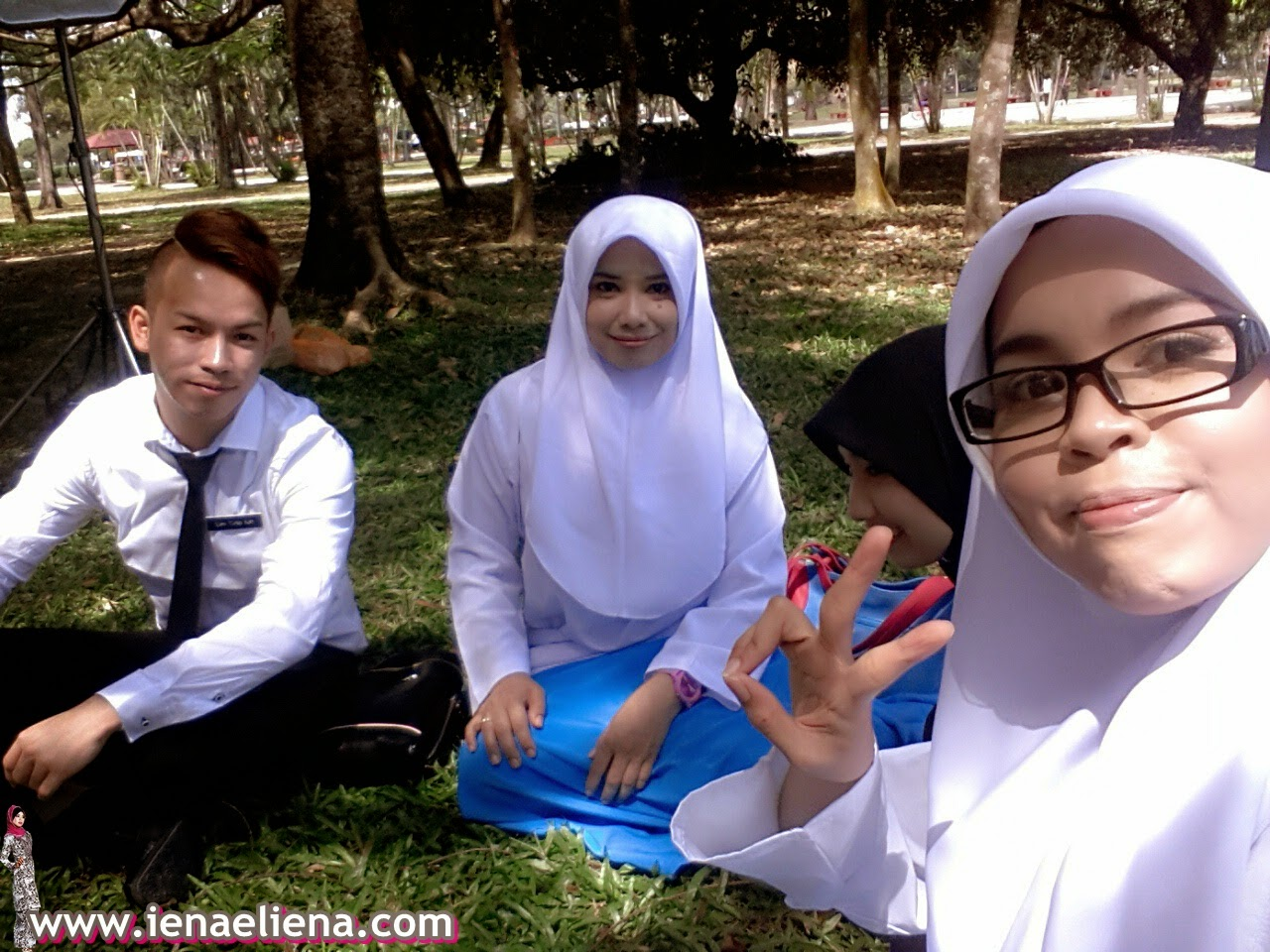 Behind The Scene Photoshoot Back To School