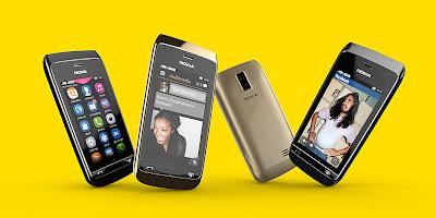 Harga Dan Spesifikasi Nokia Asha 308 November 2012