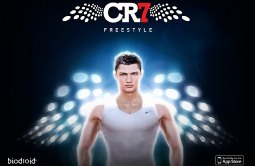 Digital Artists Entertainment and Biodroid launch Cristiano Ronaldo Freestyle