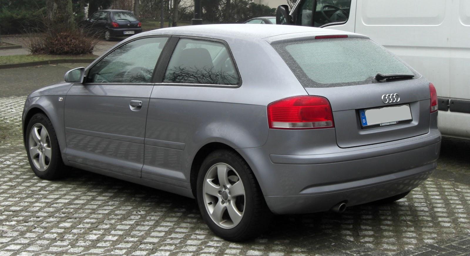 Audi A3 (8P)   Car guy's paradise