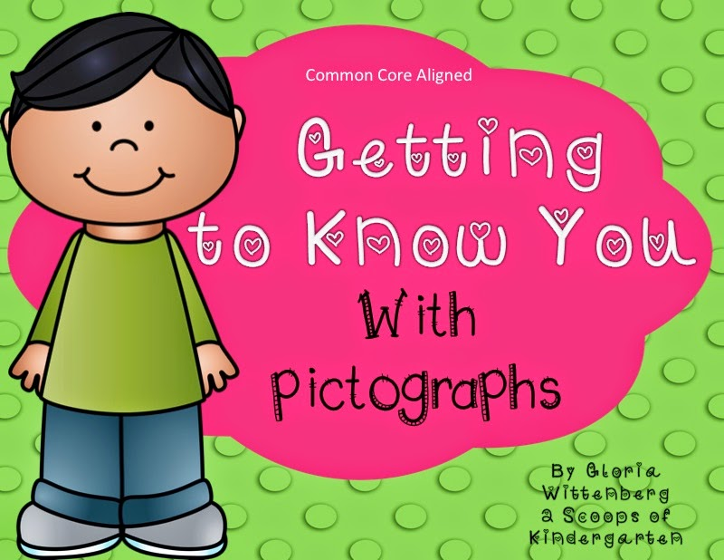 http://www.teacherspayteachers.com/Product/K-1-Getting-to-Know-You-in-Pictographs-CCSS-aligned-1283784