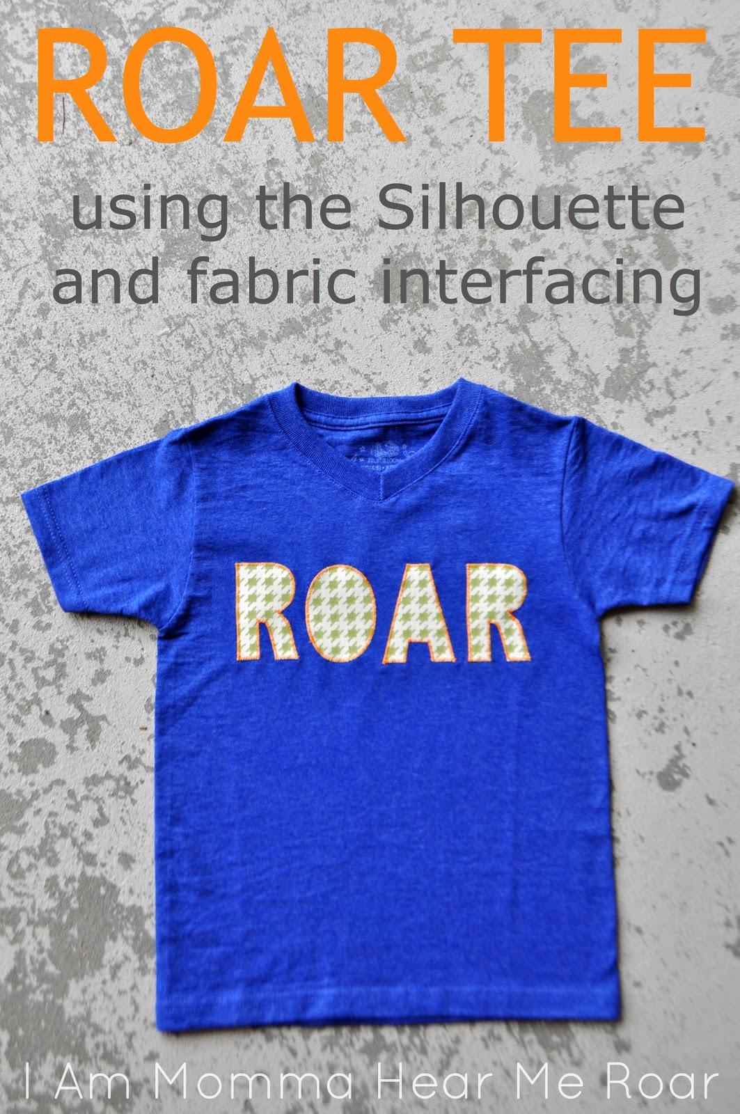 I Am Momma - Hear Me Roar: Roar Tee AND a Silhouette Promo - photo#22