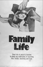 FAMILY LIFE (Ken Loach, 1971): Sobre la madre fálica, el doble vínculo y la sociedad alienizante.