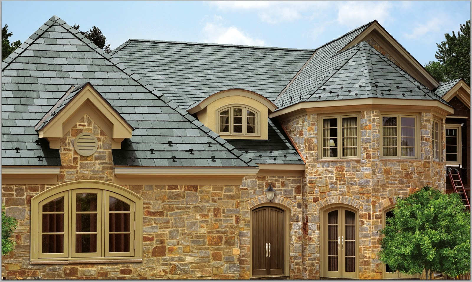 Delightful EDM Slate Roofing Is Said To Be The Most Best And Most Trusted Roofing  Contractors In Indianapolis When It Comes To Replacing And Repair Roofing.