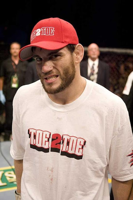ufc mma welterweight jon fitch picture image