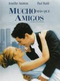 Mucho más que amigos, 1998, poster, cartel, carátula, imagen, imágenes, film, película