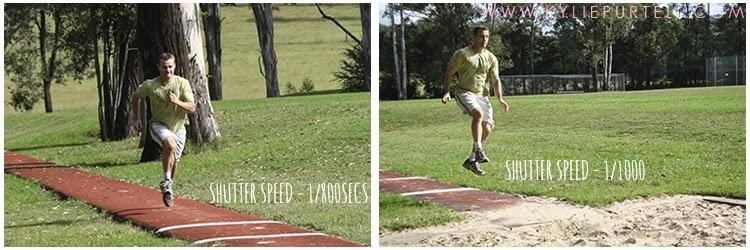 definition of shutter speed