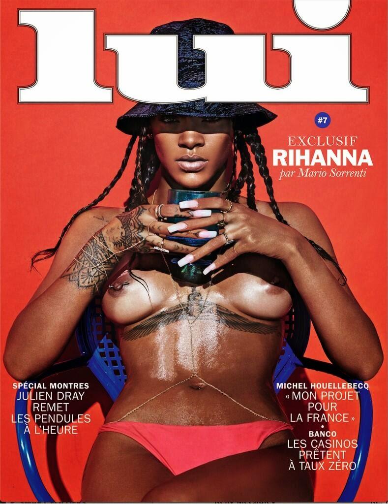Fotos de Rihanna Pelada No Twitter - XXX