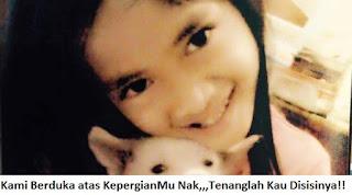 Angeline Gadis Kecil Bali