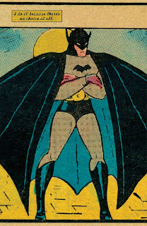 Golden Age Batman in 2014