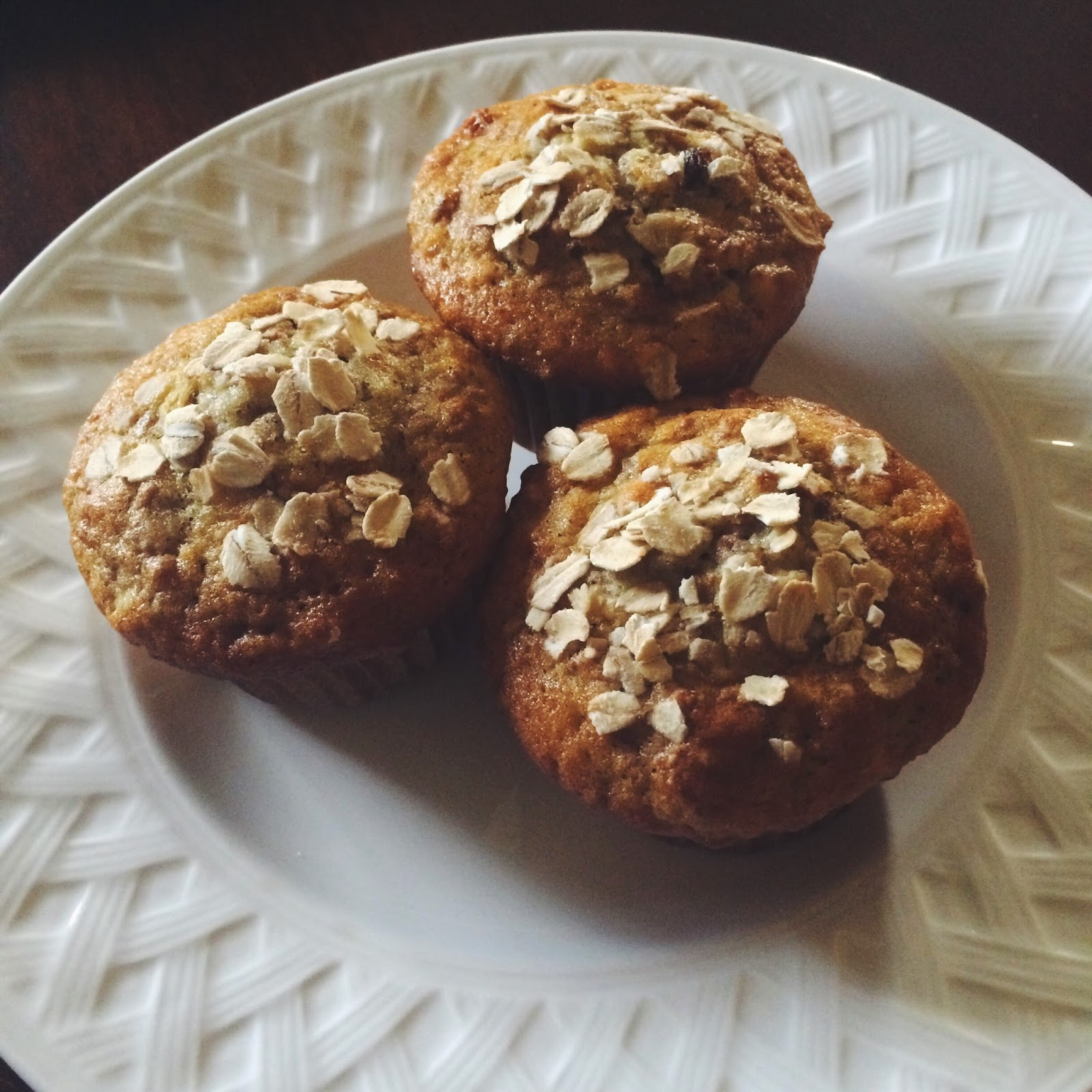 Project Soiree, Raisin Bran Muffins, Breakfast, Snack