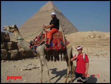En las Piramides
