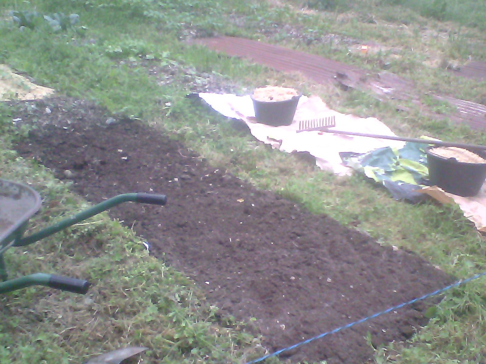 domaine de la bateli re jardin potager sans travail du sol. Black Bedroom Furniture Sets. Home Design Ideas