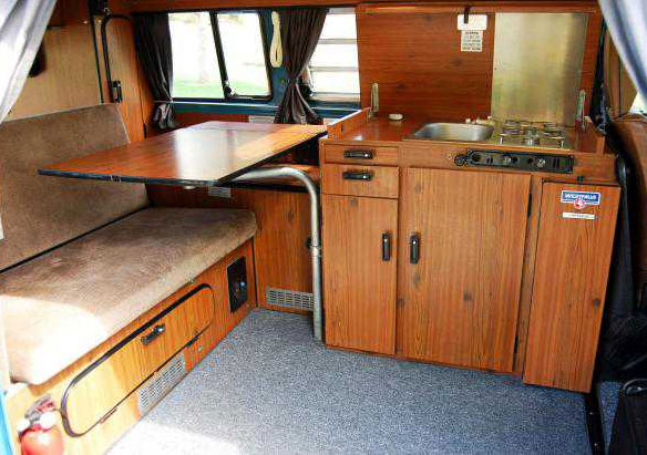 1978 vw camper westfalia buy classic volks for Interior westfalia