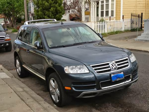 Daily Turismo 15k One Tree At A Time 2004 Volkswagen Touareg V10 Tdi