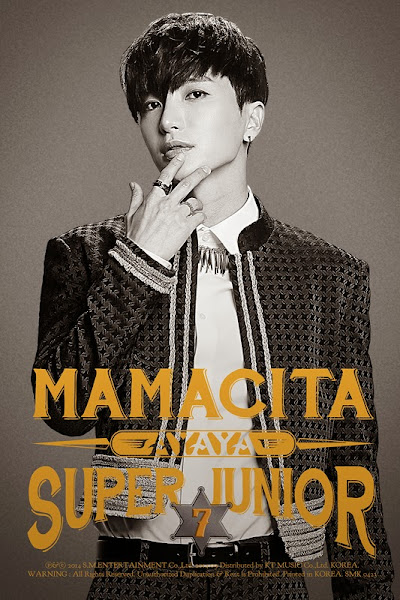 Super Junior Mamacita Ayaya Leeteuk