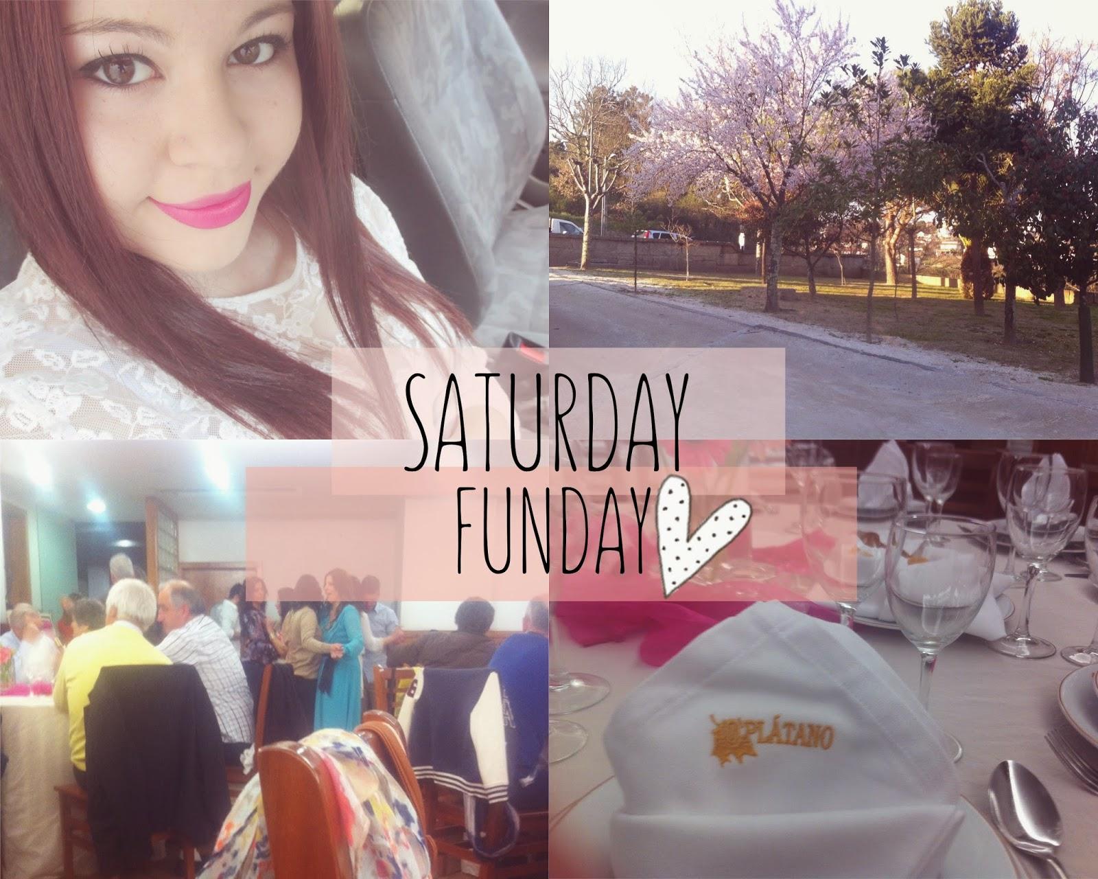 Saturday Funday!