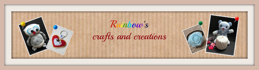 Rainbow's Crafts and Creations
