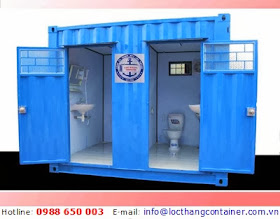Toilet 10 Feet 2 Phòng