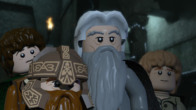 Free Download Lego: Lord of the Rings PC Game Full Version Screenshots 2