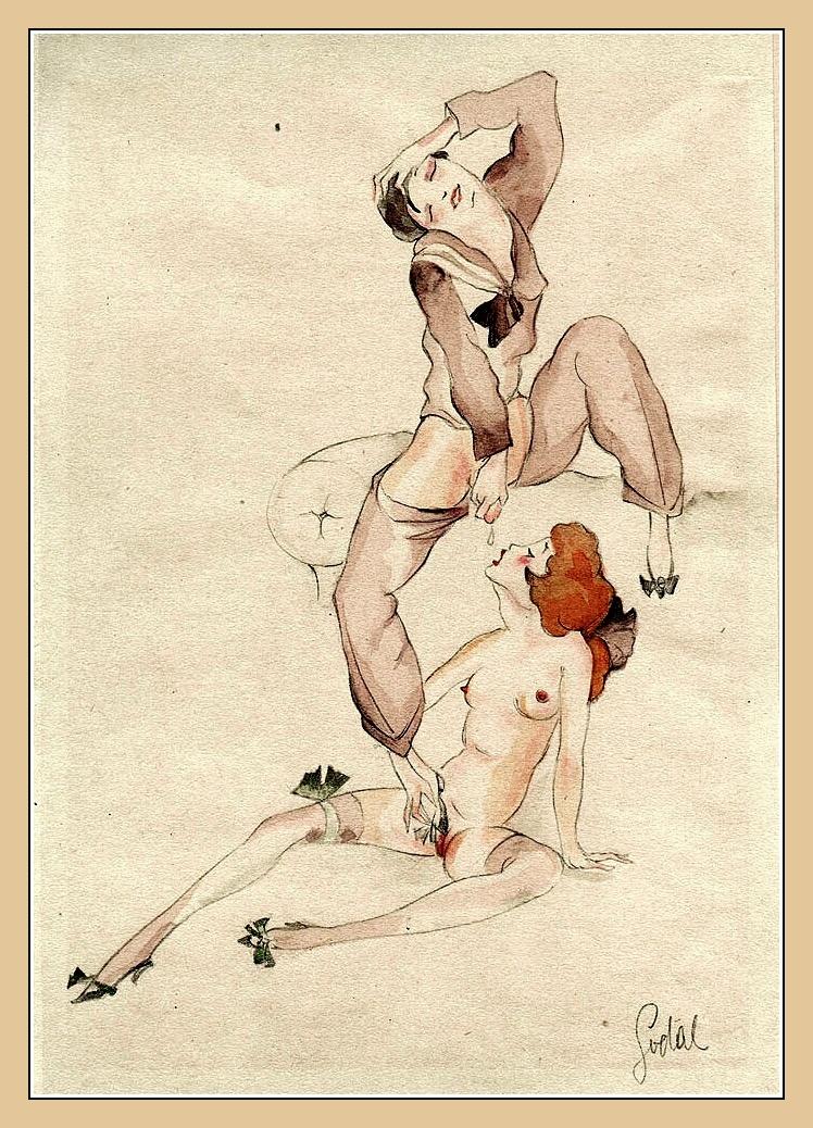 Art 1930 homo s german erotic