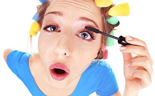 10 Errores al aplicar mascara de pestañas que cometes cada día