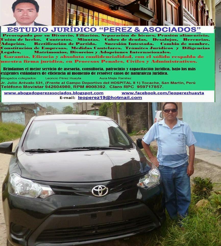 ESTUDIO JURIDICO PEREZ